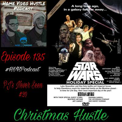 Cover art for Episode 135 - Star Wars Holiday Special (PJ's Never Seen #20)