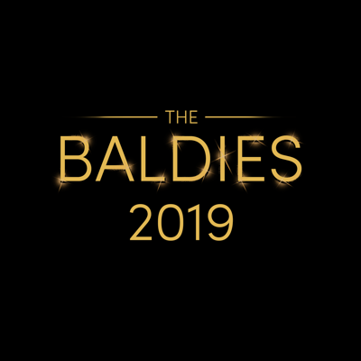 Cover art for The Baldies 2019 - Best Male Actor Deliberations