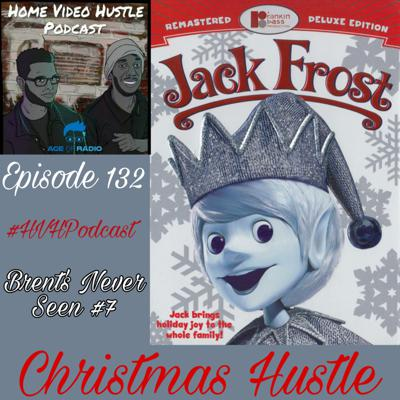 Cover art for Episode 132 - Jack Frost (1979) [Brent's Never Seen #7]
