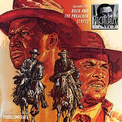 Cover art for Buck and The Preacher (1972)