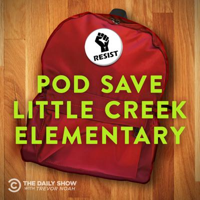 Cover art for Pod Save Little Creek Elementary