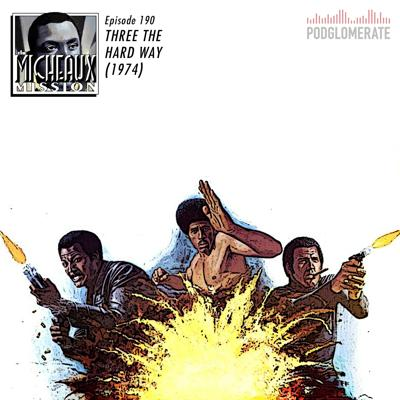 Cover art for Three The Hard Way (1974)