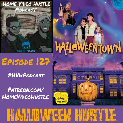 Cover art for Episode 127 - Halloweentown