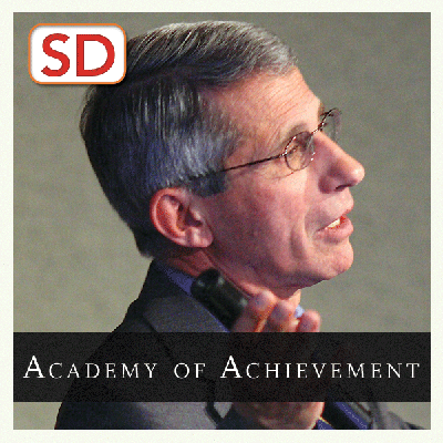 Cover art for Dr. Anthony Fauci - (SD) Part 2