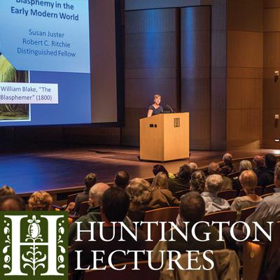 Subscribe to The Huntington Lectures Podcast