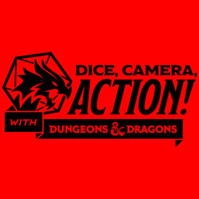 Dice, Camera, Action! is a live play-through of D&D's latest storylines run by Dungeon Master extraordinaire, Chris Perkins, for the amazing group of adventurers known as the Waffle Crew.