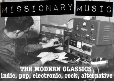 Podcast – missionary music