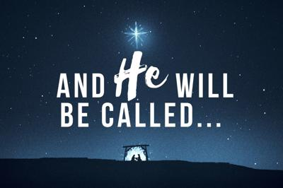 Cover art for He Will Be Called - Prince of Peace