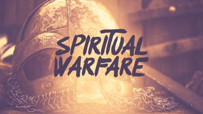 Cover art for Spiritual Warfare - You Have An Enemy