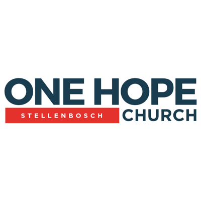 Weekly Sunday sermons from One Hope church in Stellenbosch
