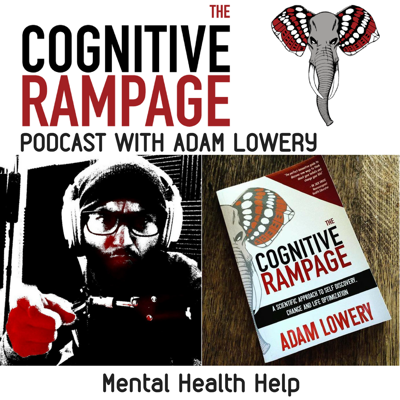 COGNITIVE RAMPAGE with Author ADAM LOWERY