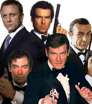 Series So Far and Thoughts of Skyfall - New Film Due In November