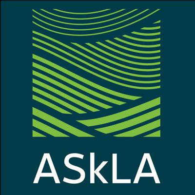 The ASkLA Podcast is brought to you by the American Society of Landscape Architects. Produced by the Emerging Professionals Committee of ASLA, ASkLA's goal is to provide insight and perspective for students and emerging professionals by interviewing a variety of professionals in the field of landscape architecture.