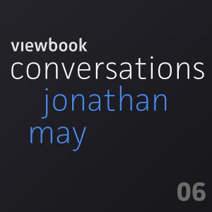 Cover art for Viewbook Conversations 06: Jonathan May