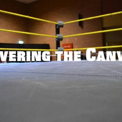 Cover art for Covering the Canvas #58 w/Krackerjak