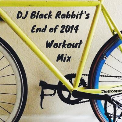 Cover art for End of 2014 Workout Mix
