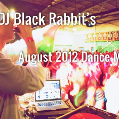 Cover art for August 2012 Dance Mix