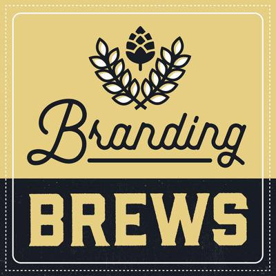 Branding Brews is a podcast focused on branding, design and marketing for the beer industry.