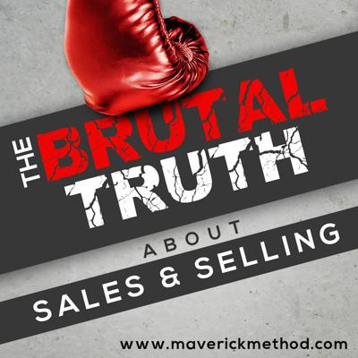 No BS Allowed - Are you sick of empty suits telling you just work harder? - Learn about The Maverick Selling Method, models the world's best salespeople and what they do differently. If you are in sales and have a passion for selling you will like this podcast. The focus is on b2b sales and selling. If are selling or in sales this podcast is for you.  Some of the topics I cover are cold calling, spin selling, challenger sale, solution selling, advanced selling skills. strategic selling, linkedin, saas, sales leadership, sales management, social media, b2b marketing, maverick selling method and how sales has changed. If you are in sales and like selling this podcast is for you. I have been selling for over 25 years and today I help companies increase revenue and reduce sales cycles by understanding how their customers make purchase decisions. I avoid the old-school tips and trick approach to sales and rather create sales and buying pattern map which enables salespeople to understand the selling and buying pattern. My clients are rewarded with over 300% increase in new business and a 30% reduction in the time it takes to close business. My approach is direct and without the fluff that other sales training companies take so if you want the brutal truth about sales and selling you have found the right place. If you like Tim Ferriss, Bill Burr, Dave Ramsey, Serial, Reply All, The Art of Charm, HBR, WTF, Startup, Motley Fool, Money, Gimlet, TEDTalk, NPR, EOFIRE, The TOP, Ziglar, Salesman red, Hustler, GaryVEE you will like this.