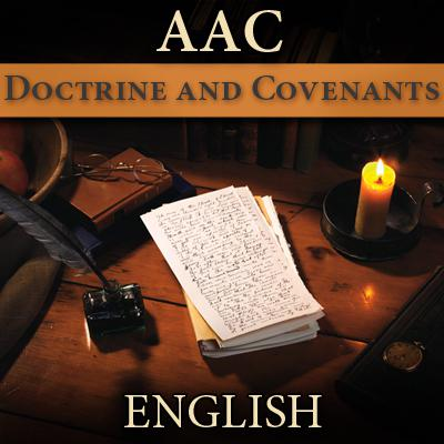Doctrine and Covenants | AAC | ENGLISH