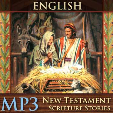 New Testament Stories | MP3 | ENGLISH