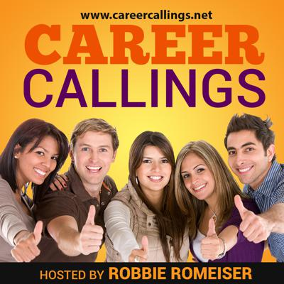 Desiring to help His own children follow God's calling in their lives, Robbie Romeiser founded Career Callings to help people avoid the financial and emotional pain of a bad career decision by helping them find, prepare for, and pursue the work God has called them to do.   The Bible teaches that God has created us to pursue certain types of work that are pleasing to Him. He has given us all a package of personality, interests, skills, and values designed to help us excel in that work, and when we pursue the work we were born to do, we'll be happier and more content, both emotionally and financially.  Learn more at www.careercallings.net!
