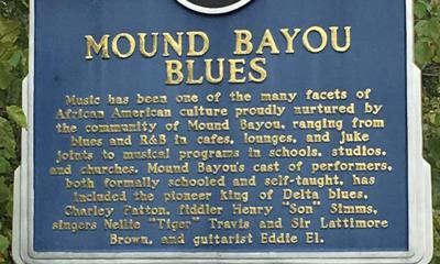 Cover art for #6: Mound Bayou: The Future of the Delta Blues