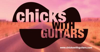 Chicks with Guitars