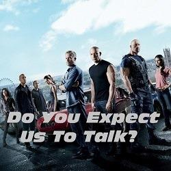 Do You Expect Us To Talk? – Cinematronix