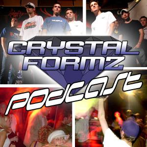 Crystalformz Drum and Bass Podcast