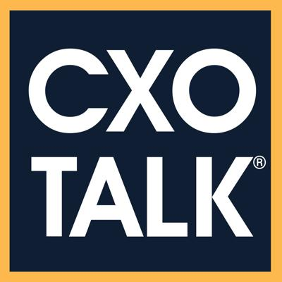 Top leaders in business, technology, government, and education discuss digital disruption. Hosted by well-known Industry Analyst Michael Krigsman.See our free video library: https://www.cxotalk.com