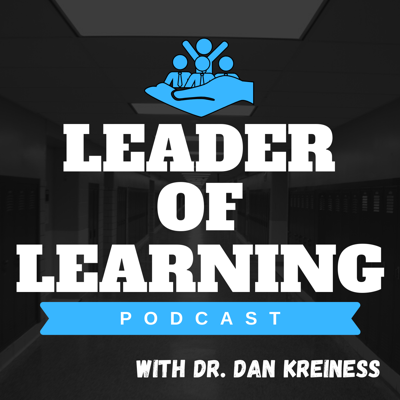The Leader Of Learning podcast explores transformational leadership in education. It is where educators can come find inspiration to transform education through effective leadership. It is a community where educators can realize their leadership potential regardless of their position or title. More information can be found at leaderoflearning.com