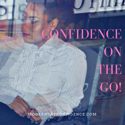 Confidence On The Go is a podcast that is affiliated with Modern Day Confidence. MDC is an online blogging boutique for women who need assistance with styling techniques. We want our clients to step out of their comfort zone and discovery their personal style so it can be applied to their daily habits.