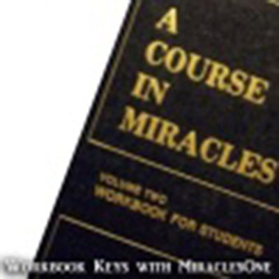 A Course in Miracles Workbook Lesson Keys