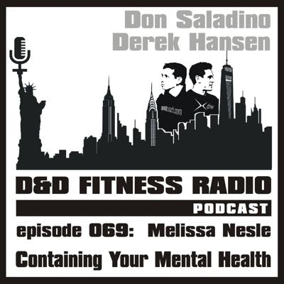 Cover art for Episode 069 - Melissa Nesle:  Containing Your Mental Health