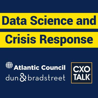 Cover art for Using Data Science for Crisis Management