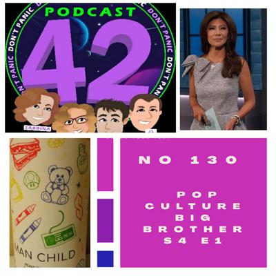 Cover art for Pop Culture Big Brother 4 P1