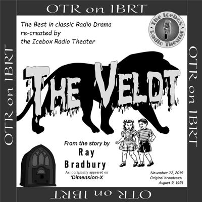 Cover art for The Veldt; Tales from the Rack