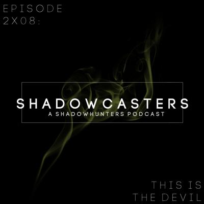 Cover art for Episode 2x08: This is the Devil