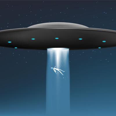 Cover art for UFO'S
