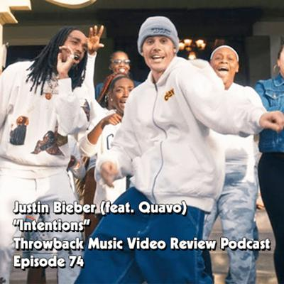 Cover art for Ep. 74-Intentions (Justin Bieber ft. Quavo)