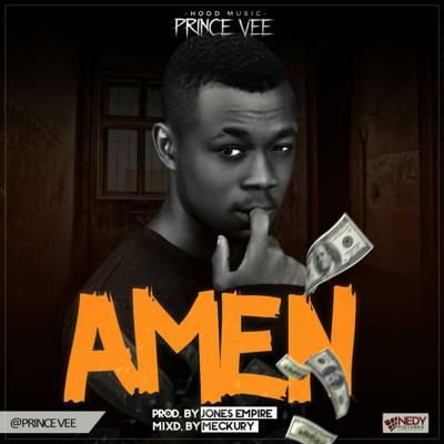 Cover art for Prince Vee - Amen