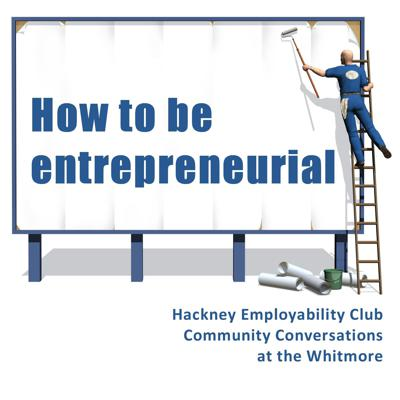 Cover art for How to be entrepreneurial