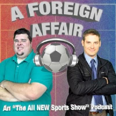 Cover art for A Foreign Affair Episode 349: Bonks To The Max