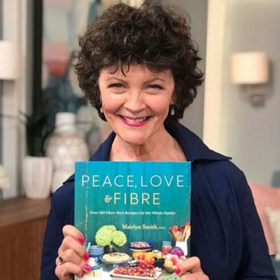 Cover art for 'Peace, Love & Fibre': A Love Letter to Your Colon