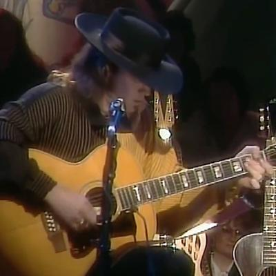 Cover art for Stevie Ray Vaughan(Acoustic cover)