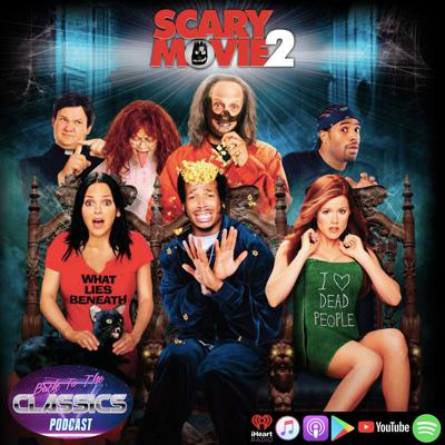 Cover art for Back to Scary Movie 2