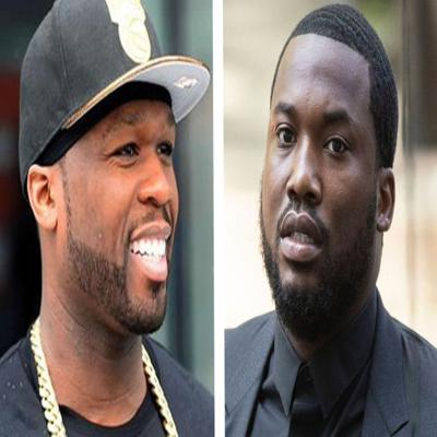 Cover art for 50 Cent Says Meek Mill Is Signed To A Correction Officer & Managed By A Snitch (Critical Report)