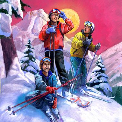 Cover art for Ski Patrol
