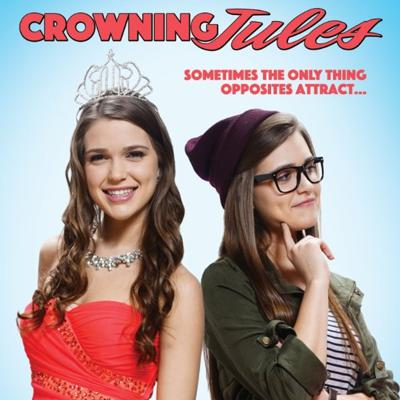 Cover art for Crowning Jules, Entertaining Teens